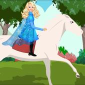 Princess Eve White Horse Ride 1.0