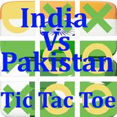 India Vs Pakistan Tic Tac Toe 1.0