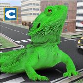 Monster Lizard Simulator: City Battle 1.0