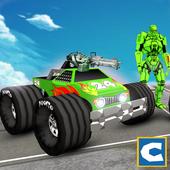 Monster Truck Robot Transform 1.2