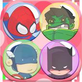 Bubble Hero Clash 1.0