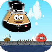 Classy Pou Adventures Poop 1.0