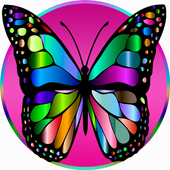 Wallpaper Butterfly 3d 1.0