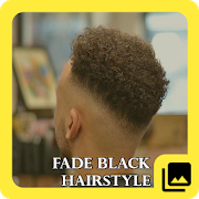 Fade Black Hairstyle 1.0