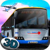 City Airport Bus Simulator 3D 1,1