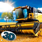 Farm Hay Harvester Simulator 1.0