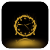 Fire Clock Live Wallpaper 1.3.5