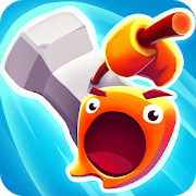 Smashers.io Foes in Worms Land 1.5