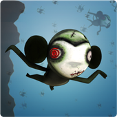 Zombie Mountain jetpack game 1.1