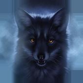 Black wolf live wallpaper 1.0