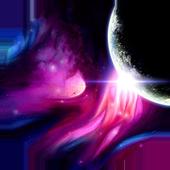Bright space live wallpaper 1.0