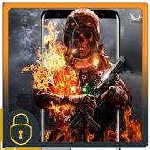 Devil on Fire Locker Theme 1.1.2