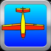 Airplane vs Cloud: Long Flight 1.0