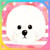 카카오톡 테마 - 비숑프리제 퐁퐁 1.0.0