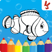 Coloring games for kids animal 1.5.1