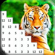 Coloring Animals Pixel Art Game Free 1