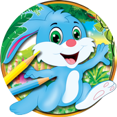Bunny Coloring Book 1.2