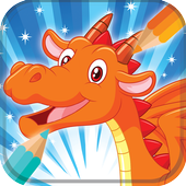 Dragon Coloring Book 1.2