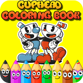 Coloring Cuphead 1.0