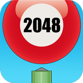 Red Bouncing 2048 1.0.1