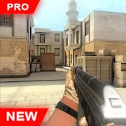 Combat Strike PRO: FPS  Online Gun Shooting Games 3.7