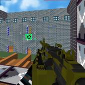 Combat Pixel Arena 3D Multiplayer 1.14