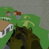 com.combatpixelarena3dfuryman.multiplayer icon