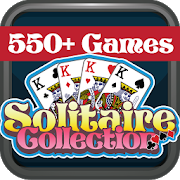 550+ Card Games Solitaire PackCommaLiteCard