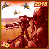 Commando Gunship Helicopter 3D 1.0