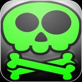 Skeleton Match Game Free