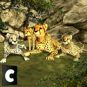 Cheetah Attack Sim 1.0