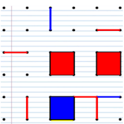 Dots and Boxes - Squares (Ad disable option) 6.2
