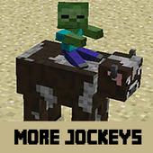 Mod More Jockeys for MCPE 1.0