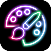 Light Drawing Board——Doodle & Draw Tool