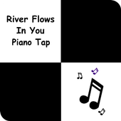Piano Tap - River Flows in You