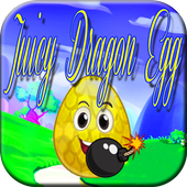 Surprise Juicy Dragon Egg Island 1.0