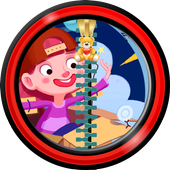 Zipper Lock Screen For Kids 1.5