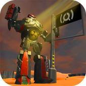 Steel Warriors: Desert on Mars