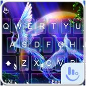 Flying Phoenix Keyboard Theme 6.2.25.2019