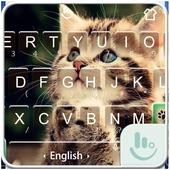 Cute Cat Emoji Keyboard Theme 6.2.19.2019