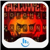 Happy Halloween Keyboard Theme 6.4.26