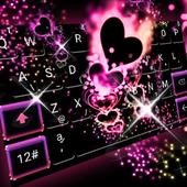 a06feef2d19 Free. com.cootek.smartinputv5.skin.keyboard_theme_sparkling_heart  6.6.23.2019 icon