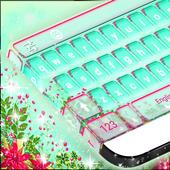 Flowers Keyboard Theme 1.181.1.76