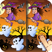 Halloween Find the Difference 5.1