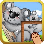 Animal Puzzles for Children 6.0