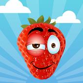 Running & jumping strawberry ! 1.0