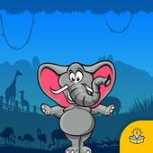 Zoo Animals  Jumping & Bouncing game ! 2