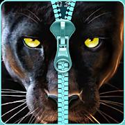 Panther lock screen. 1.1.0.30