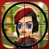 Sniper Shooter 3D - Toon City 1.0.3