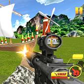 Bottle Shoot: Army Training 1.0